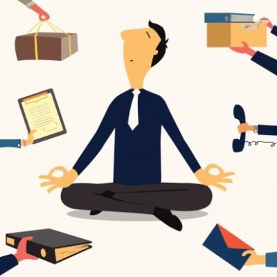 Salariés zen